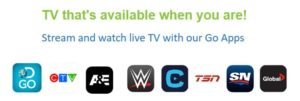 GO Apps From Ruralwave - Stream TV Online