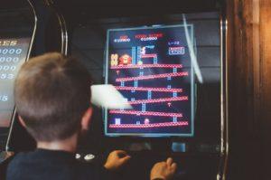 Donkey Kong Video Game