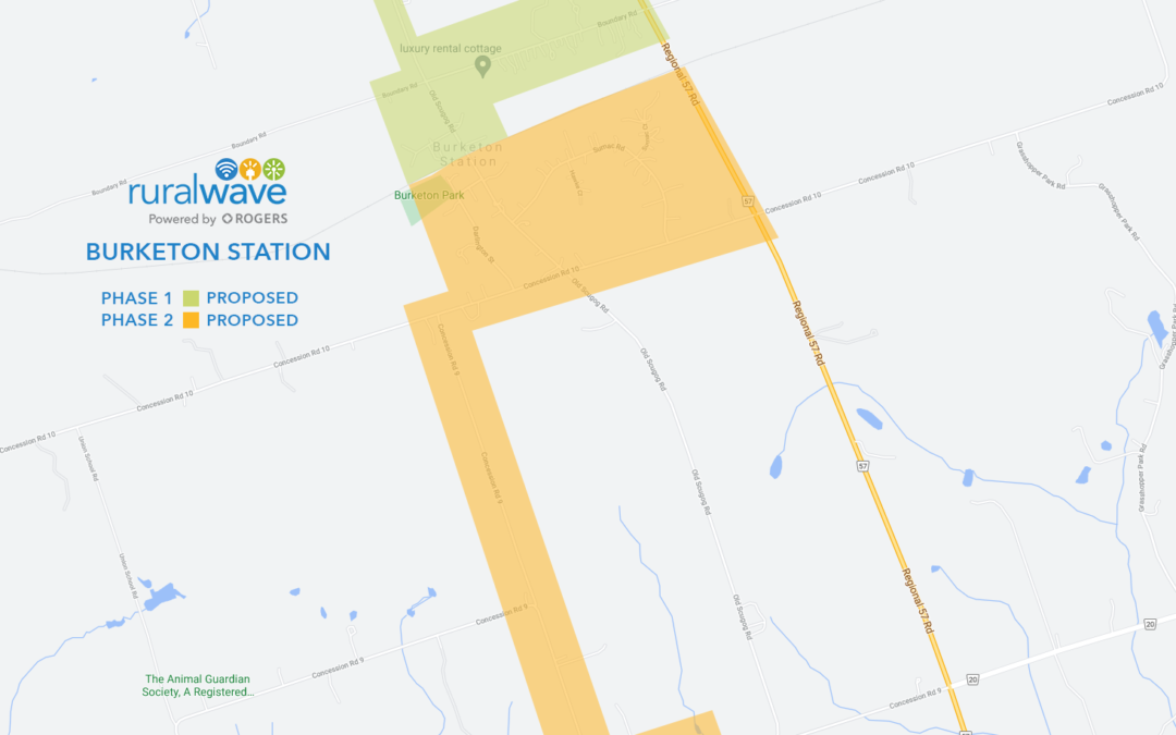 Ruralwave and Clarington Mayor to Kick Off Fibre Internet in Tyrone and Burketon Station with Sod Turning Ceremony